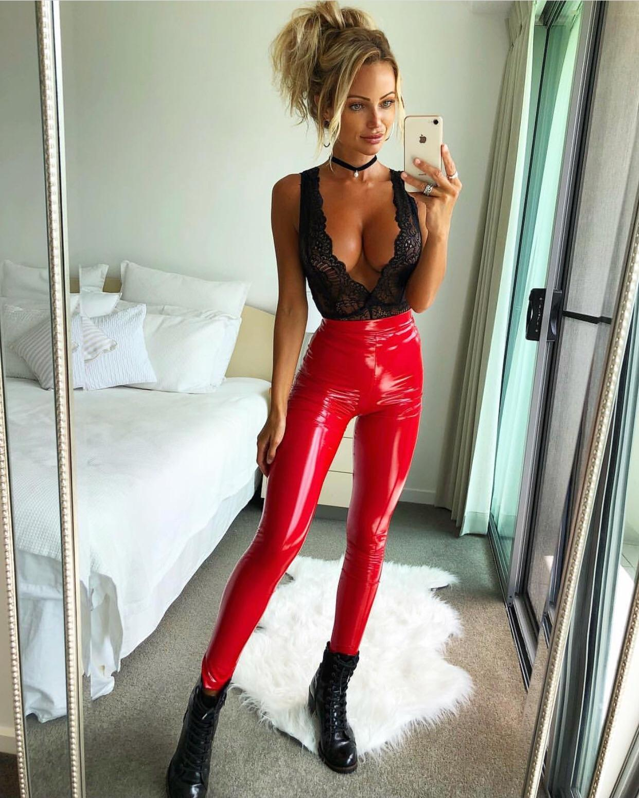 Abby Dowse; Red Hot