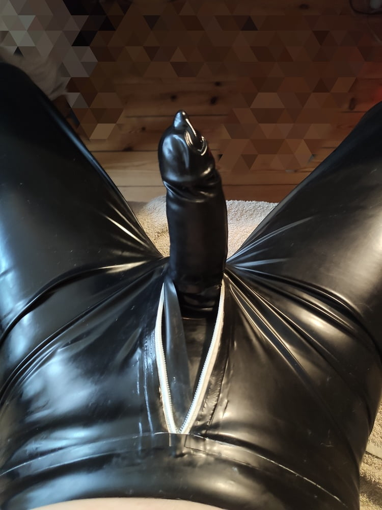 Everything Nice And Tight – And Latex Covered!