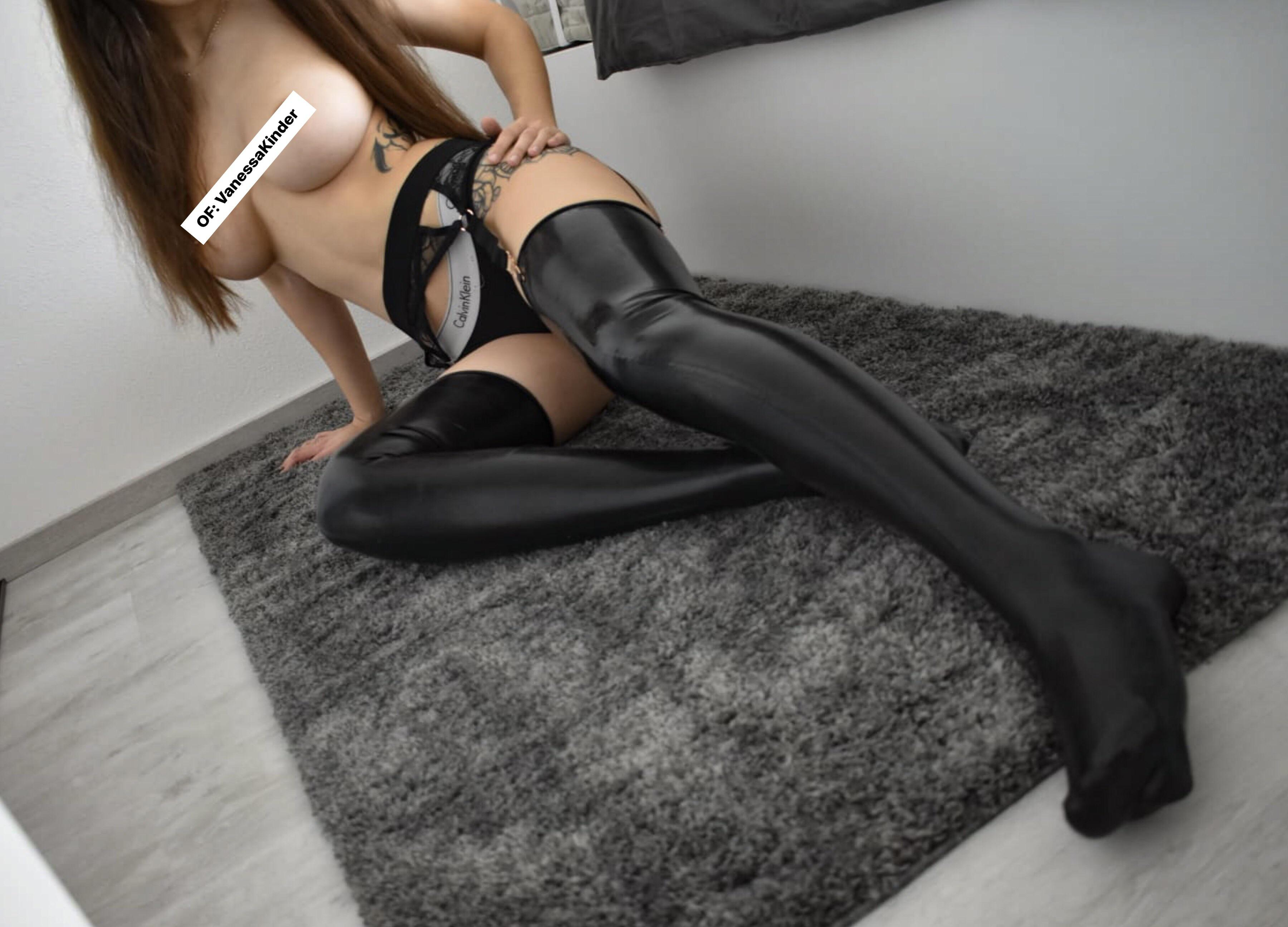 My Latex Legs Are Meant To Be Worshipped