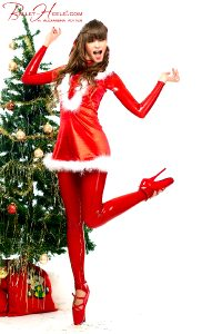 Alexandra Potter And Her Christmas Ballet Boots