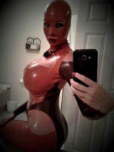 Ariane Selfie