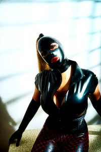Being A Living Rubberdoll And Becoming More And More Complete Still Showing Some Skin ;)