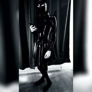 Black And Shiny, That's How I Like It.