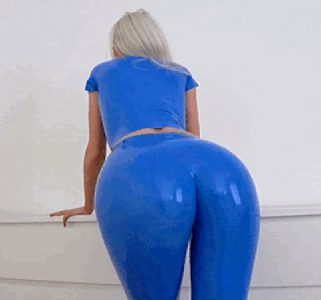 Blue Latex Is Awesome