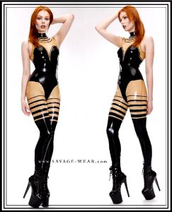 Cool Catsuit