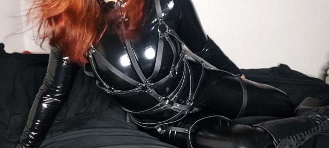 Do You Like My Catsuit?