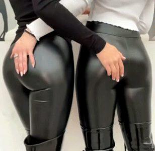 Double Booty Slap