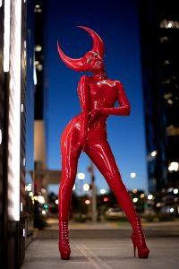 Downtown Demon Time With Ravynalexa