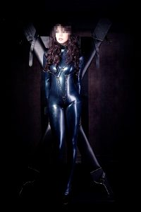 Dungeon Shoot A Few Weeks Back, Love How The Suit Turned Out!
