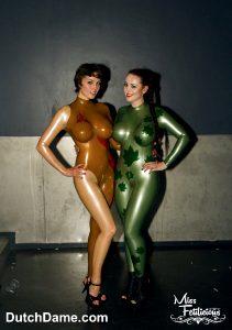 DutchDame & Miss Fetilicious