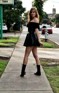 Finally A Photo Of Me Out And About In Latex!.