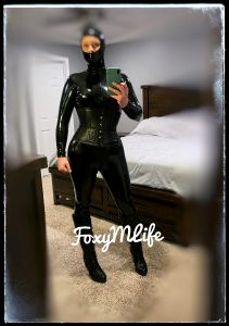 Glossed, Laced, Hooded, Trans