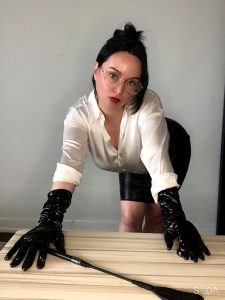 Good Morning; Summer School Is Now In Session With Mistress Fox.