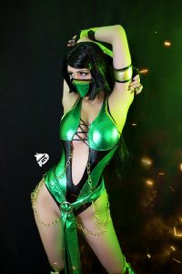Have You Watched New MK Movie? Jade Cosplay – By Kate Key