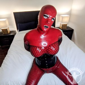 Here's Some Rubber And Fishnet