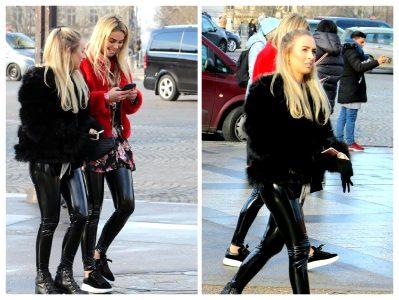 Hot Blondes Frech Girls