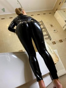 I Love Catsuits!🍑🤪