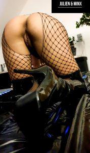 I Love Shiny & Kinky Evenings. How About You?