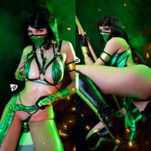 Jade From Mortal Kombat – By Kate Key