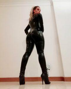 Karina In Latex