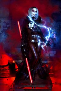 Kassandra Leigh As A Sith Lord