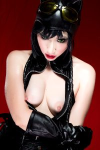 Kitty Honey As Catwoman Ame Comi From DC Comics