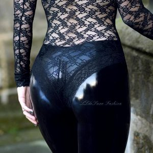 Lace Over Latex