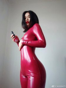 Latex An Leather.