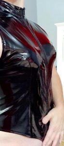 Latex Body Suit 🖤