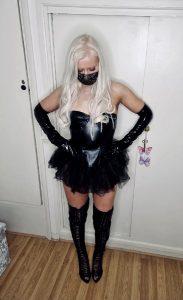 Latex Leather Barbie