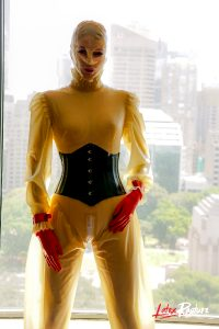 Layered In Three Catsuits. Layered In Catsuits Make Me So Incredibly Horny. Please Just Unzip Me And Fuck My Brains Out