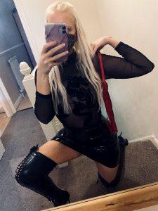 Let Mistress Drain Your Soul Like A Sexy Little Dominatrix Vampire ???