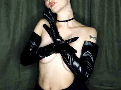 Liquid Leather For You Lovers 💋🗡