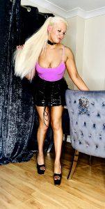Looking Like A Slutty Barbie Doll
