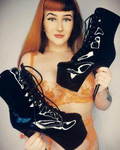 Love My New Stripper Heels ?