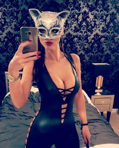 Marta Barczok – Masquerade Has Never Been So Hot!