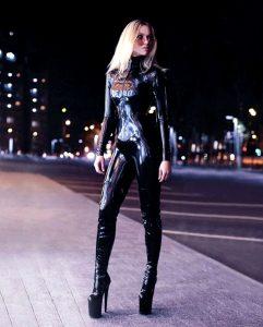 Masha At Night