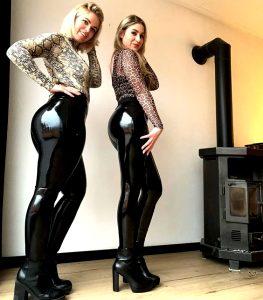 Milena And Irena