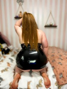 My Ass Looks Good In Pvc.
