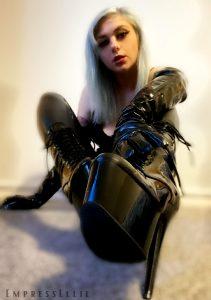 My Shiny Boots Tho 🥵