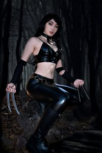 My X-23 Finished In Time For Halloween!