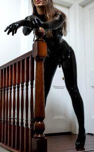 Neck To Toe Black Latex Makes Me Feel Like Some Kind Of Kinky Goddess
