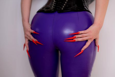 Need More Latex Shine – Apply It For Me
