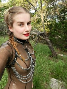 See-through And Chained