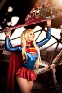 Superwoman To The Rescue