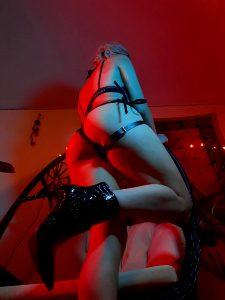 The View You Get While You're At My Knees Begging To Give Me Everything I Could Ever Desire….