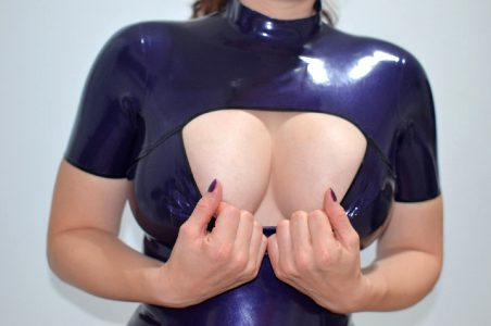 This Dress Has Easy Access For A Tit Fuck [OC]