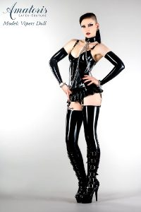 Vipers Doll