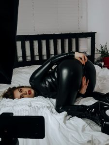 Want To See Me Unzip My Catsuit?