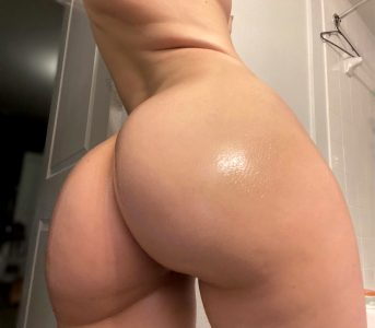 What Do You Think Of My Ass All Oiled Up?